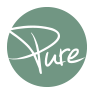 Pure Beauty Center logo (alternatief)